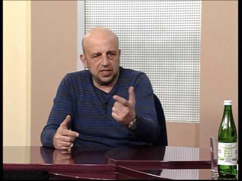 Актуальне інтерв'ю. Тарас Виноградник