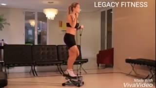 MINI STEPPER EXERCISE MACHINE