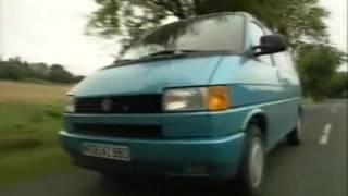 Volkswagen Transporter T4 Review from (1990-2003)