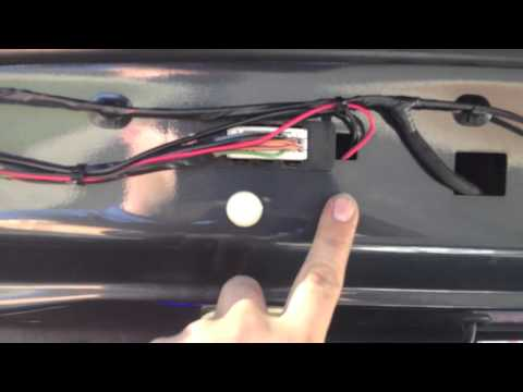 2007 Jeep Grand Cherokee Rear View Camera YouTube – Jeep Backup Camera Wiring Diagram