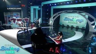 Battle alat musik Kamasean ' Piano ' VS Fauzi KDI ' Keyboard ' Perang Bintang Idola (18/9)