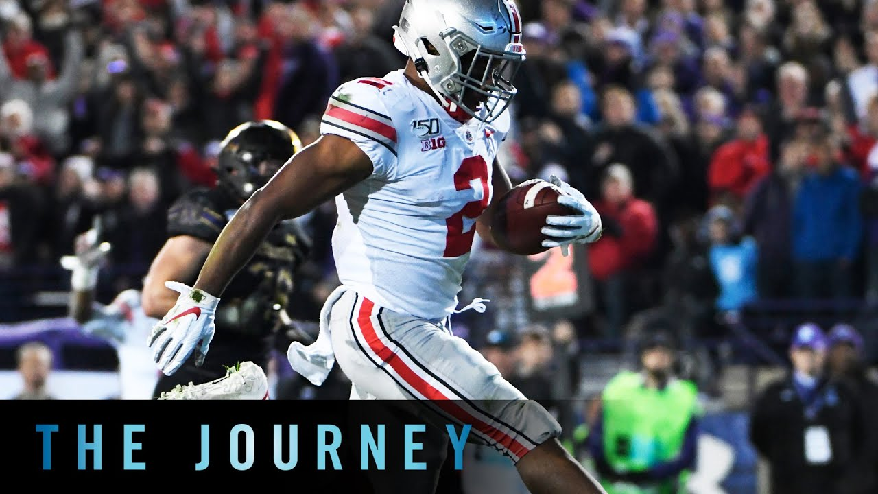 The Bond Between J.K. Dobbins and Tony Alford | Ohio State | B1G Football | The Journey