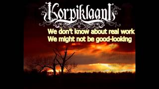 Watch Korpiklaani Bring Us Pints Of Beer video