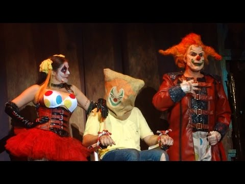 HHN25 Halloween Horror Nights Jack The Clown - The Carnage R