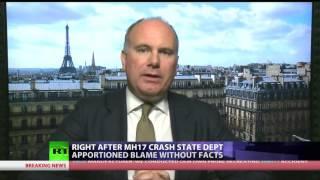 CrossTalk: MH17 Report