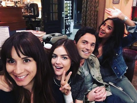 PLL Cast | HUGE SPOILERS FOR SEASON 7 | Facebook Live Q&A