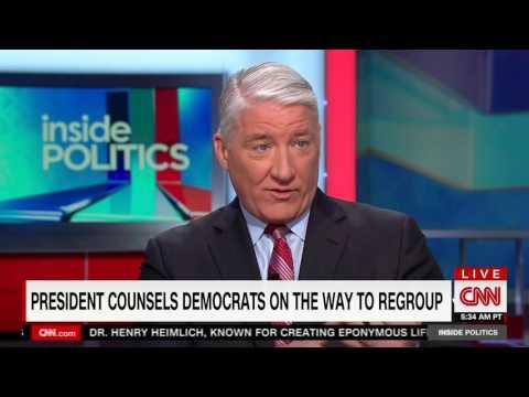 CNN Inside Politics Panel On President Obama