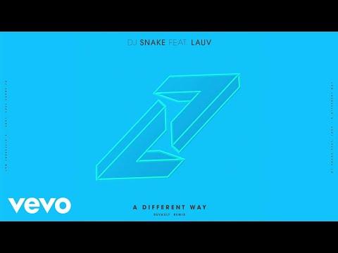 DJ Snake, Lauv - A Different Way (DEVAULT Remix)