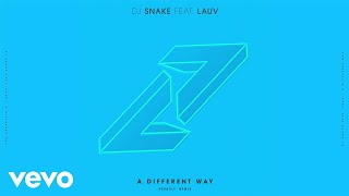 DJ Snake Lauv A Different Way DEVAULT Remix
