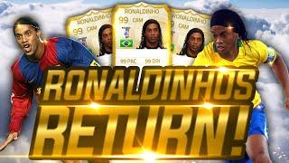 Fifa 15 Ronaldinhos Return #1 Prove Yourself