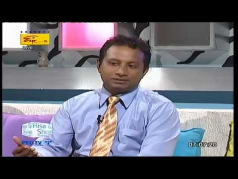 Digital TV: A Live Discussion on National TV
