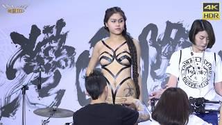 【無限HD】2017 8th台灣國際紋身藝術展 刺青展 膠帶人體彩繪表演 波多野解衣1 8Th Taiwan Tattoo convention (4K HDR)🏆 thumbnail