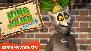 My Morning Routine | KING JULIEN STAND UP