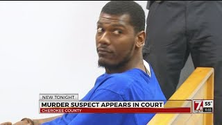Download Video Gaffney murder suspect appears in court MP3 3GP MP4