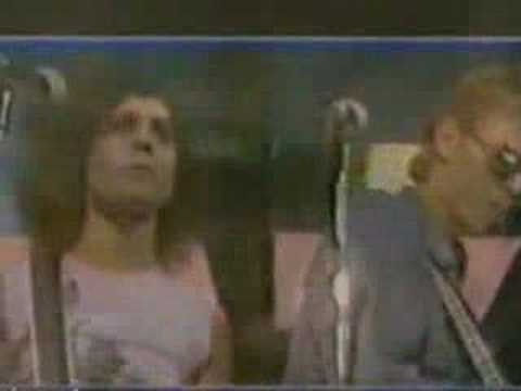 """Marc Bolan & David Bowie Rehearse """"Standing Next To You"""""""