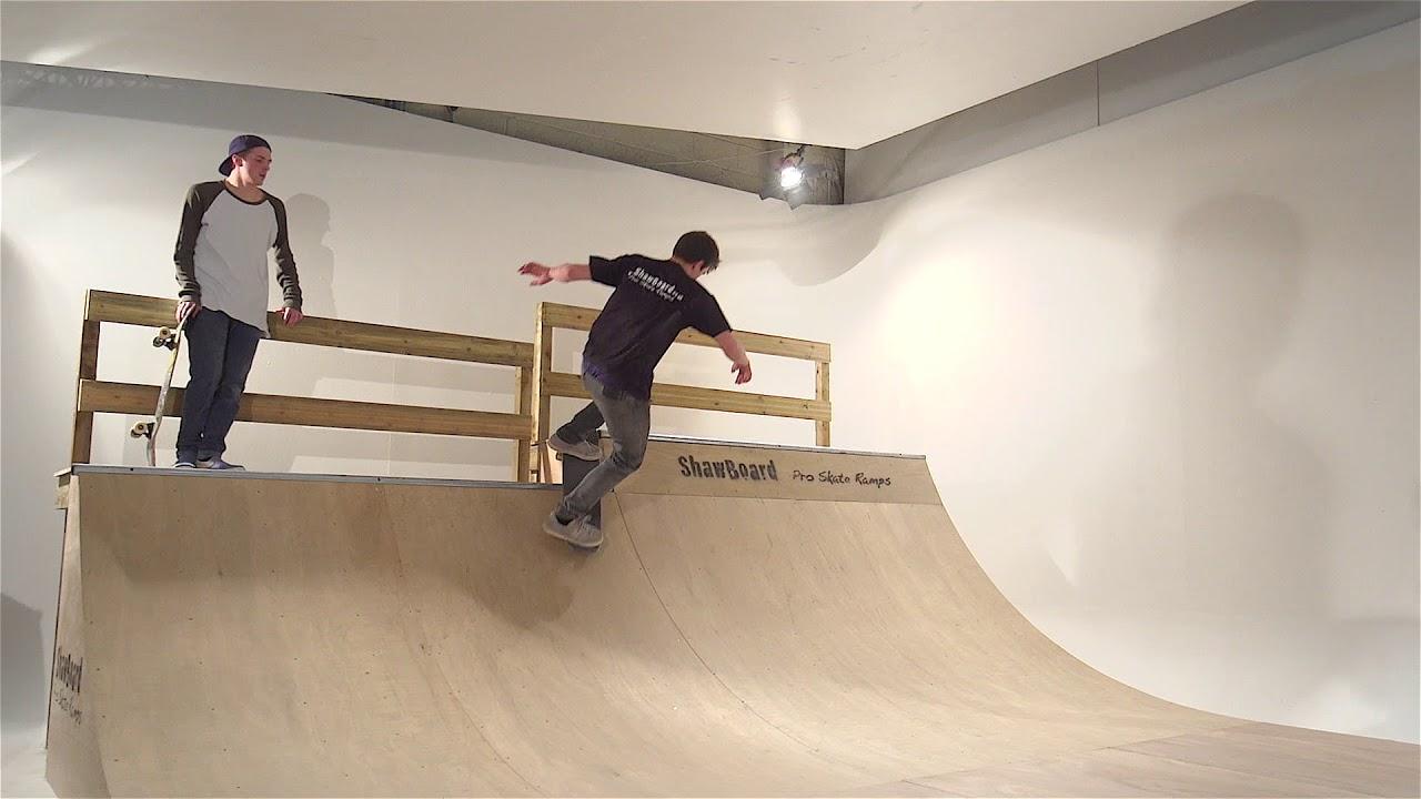 Skate Board Ramp >> Skate Ramp Or Half Pipe In Your Uk Garden Sb Skate Ramps Ltd
