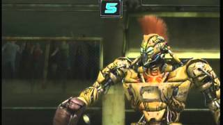 real steel demon vs midas