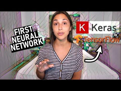 Create an Artificial Neural Network with TensorFlow's Keras API