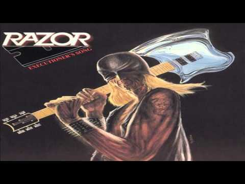 Razor - Executioner's Song (Full Vinyl LP Album) [1985]
