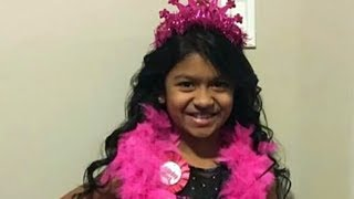 Vigil held for Brampton girl found dead after Amber Alert