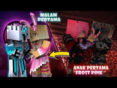CERITA SEDIH PACAR FROST DIAMOND DI KEJAR HANTU DAJJAL FULL EPISODE - Minecraft Animation
