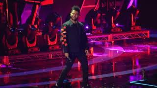 The Weeknd I Feel It Comin IHeartRadio Music Festival 17