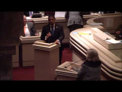 """AL Rep. McClurkin Mistakenly Says """"Brown v. BOE was overturned, thankfully"""""""