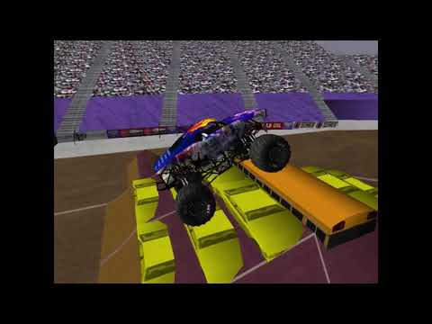 RoR Monster Jam Track Debut:Custom El Paso 2017 (ABGamerX)