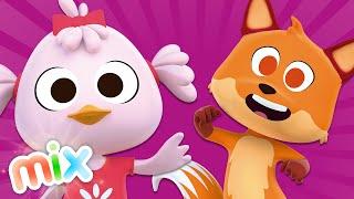 ¡Todas Las Canciones de Zoo 5!  | El Reino Infantil