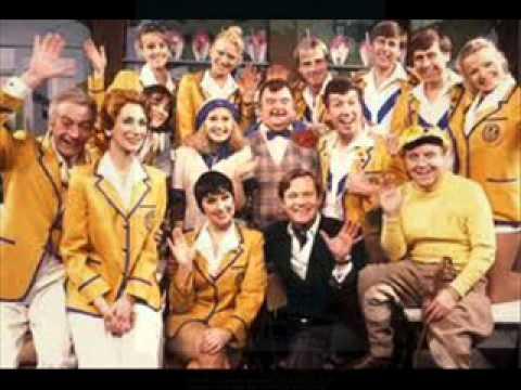 Paul Shane & the Yellowcoats  - Hi-De-Hi (Holiday Rock) / Juke Box Saturday Night (1981)