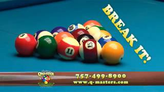 Q-Master Billiards (Break it!)
