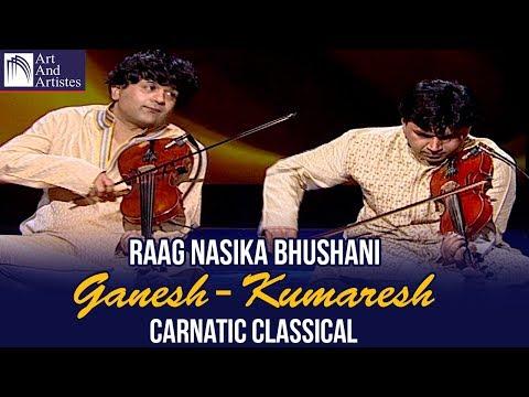 Ganesh And Kumaresh Violin | Carnatic Classical | Instrumental Music | Idea Jalsa | Art And Artistes