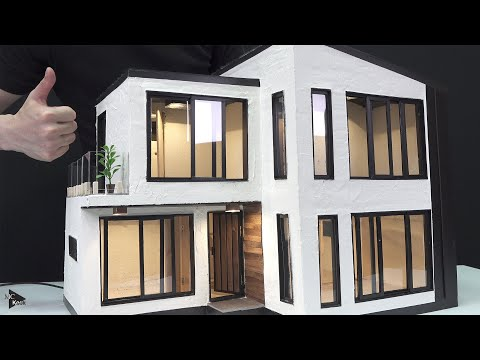 BRICKLAYING - How to Build Amazing Mini House