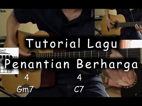 Belajar Gitar (Penantian Berharga - Rizky Febian)