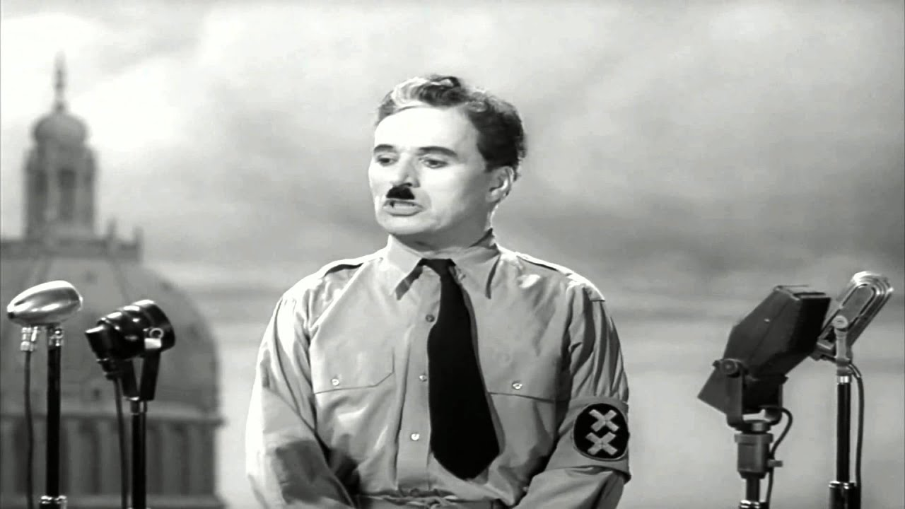 Charlie Chaplin - Spee...