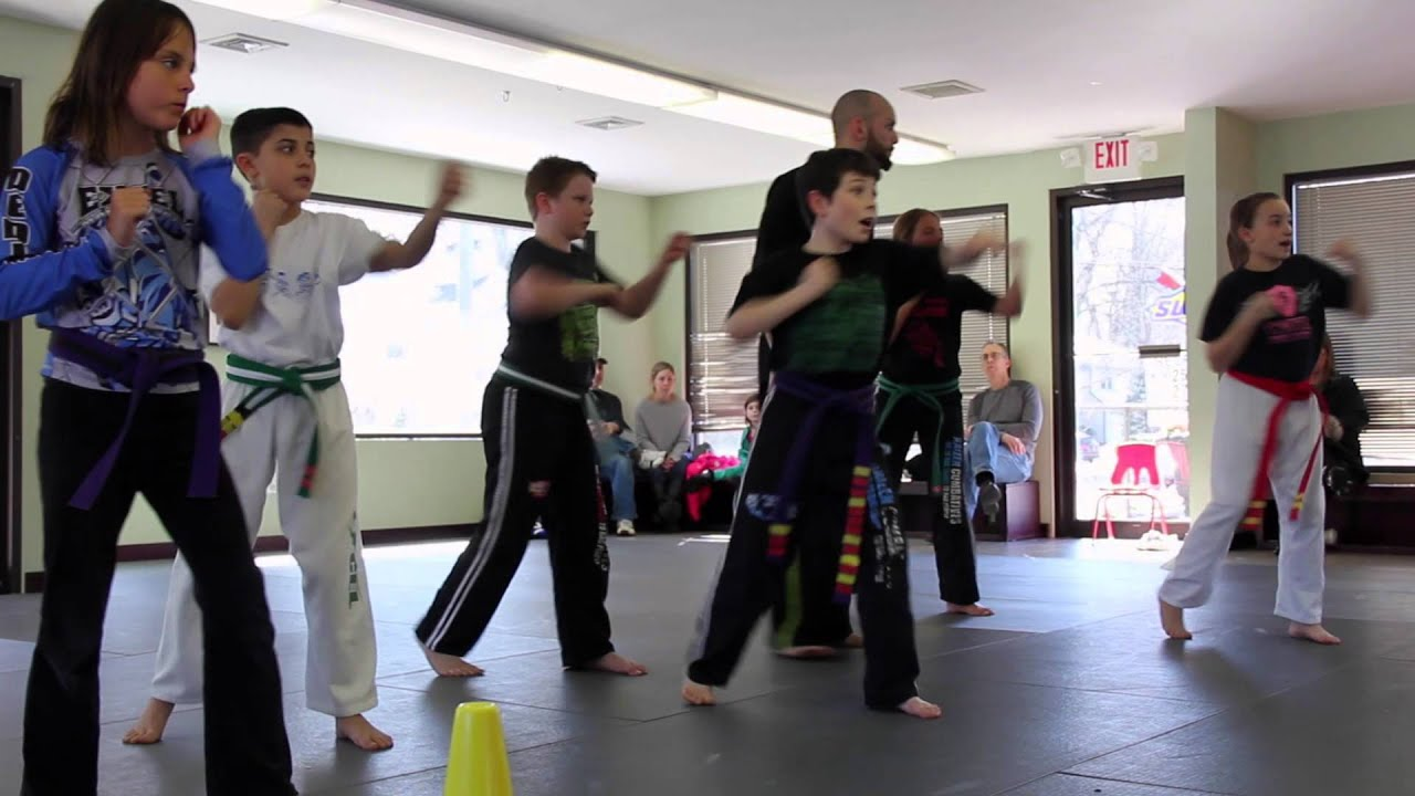 excel martial arts  Excel Martial Arts of Larchmont, NY - YouTube