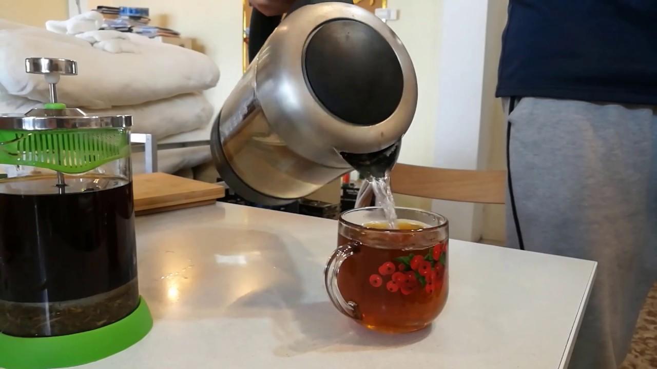 сколько хранить заваренный чай
