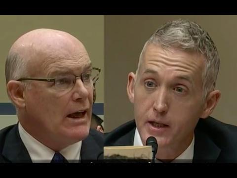 Trey Gowdy not taking Bullsh*T from Secret Service Director!