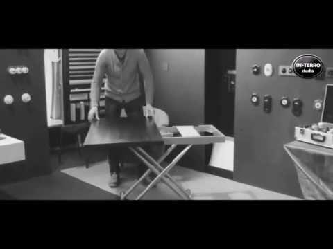 Обзор стола трансформера IN-TERRO