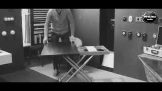 Обзор стола трансформера IN-TERRO(Стол трансформер позволяет изменять высоту стола от 17 см до 83 см., т.е. от высоты низкого журнального стола..., 2014-04-15T15:40:32.000Z)