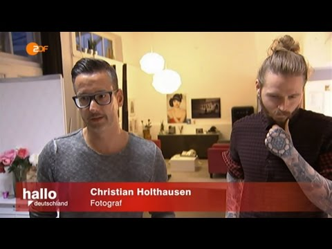 Der Männer Dutt - Reportage mit Fotograf Christian Holthausen