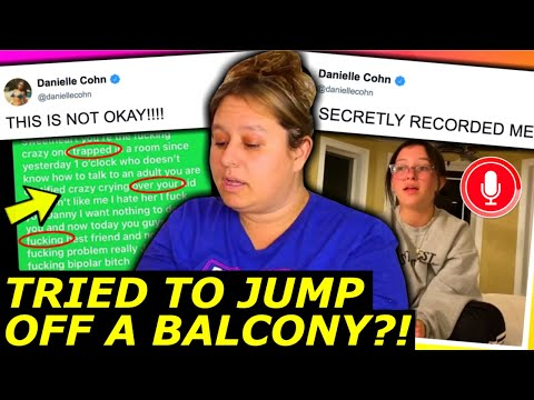 The Dark Truth About Danielle Cohn's Mom *LEAKED AUDIO & TEXTS*