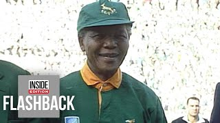 How Nelson Mandela United a Country During 1995 Rugby World Cup