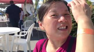 Happy Birthday Mama Taste Of Orlando 2018 Lobster Roll Sandwich What's On Mama's Plate?
