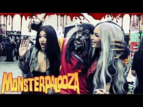 Monsterpalooza 2017