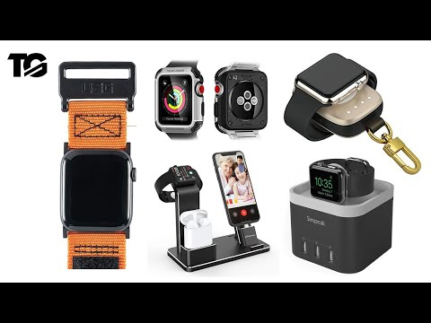 ✅ 10 Apple Watch Series 5 Accessories 2020 Must Have