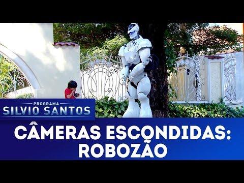 Robozão | Câmeras Escondidas (21/01/18)