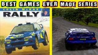 Colin McRae Rally - Best Games Ever Made Series HD
