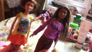 Barbie and Moana Cupcake Deal Disaster!