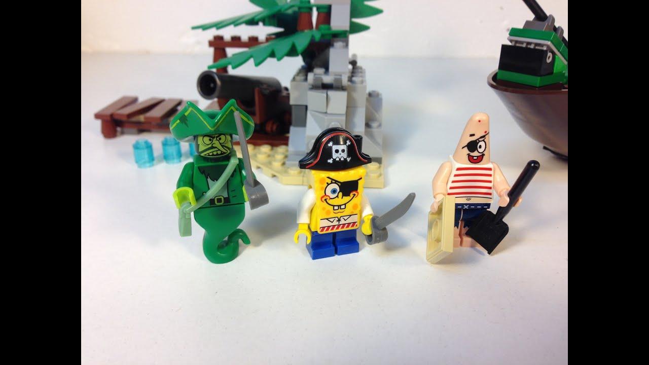 LEGO Spongebob Squarep...